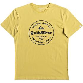 Quiksilver Secret Ingredient T-shirt Homme, rattan